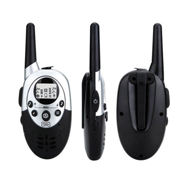 Rechargeable and Waterproof Dog E-Collar Trainer for 2 Dogs